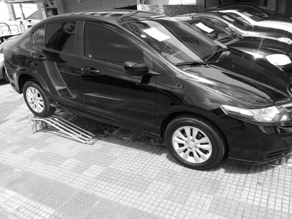 Honda City 1.5 Lx Flex Aut. 4p 2014