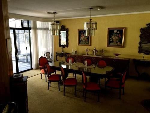 Residencia En Venta, Fuentes Del Pedregal