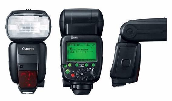 Flash Canon Speedlite 600ex Ii-rt Pronta Entrega Frete Grati