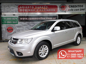 Dodge Journey 2.4 Sxt Atx6 (techo, Dvd) 2014 Rpm Moviles