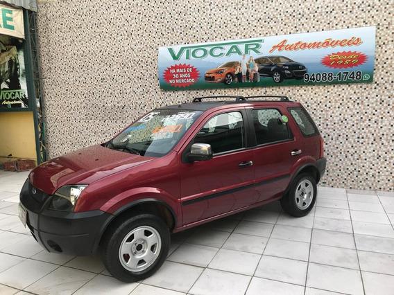 Ecosport Xl 1.6 Gasolina 2005