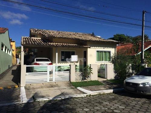 Imagem 1 de 29 de Casa Com 3 Dormitórios À Venda, 110 M² Por R$ 420.000,00 - Várzea Das Moças - Niterói/rj - Ca16612