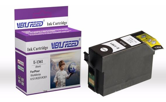 2 Cartucho Compatible Epson 136 Combo De 2 Para K101 K301
