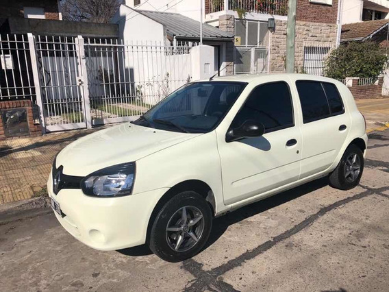 Renault Clio 1.2 Mio Confort Plus Abc 2014