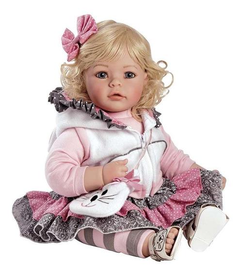 Bebe Reborn Adora Doll Cats Meow