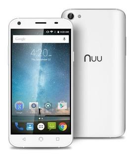 Celular Nuu X4 2gb-16gb Branco Dual Sim Pronta Entrega Novo