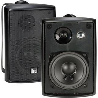 Dual Electronics Lu43pb De 3 Vías De Alto Rendimiento Alta