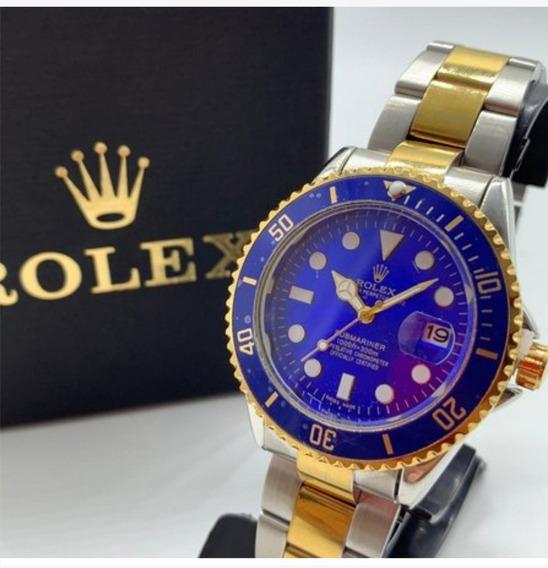 Relógio Rolex - Suíço De Alta Qualidade