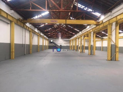 Galpão Comercial Para Locação, Parque Da Mooca, São Paulo. - Ga0553