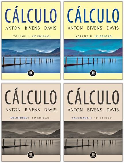Cálculo Anton Bivens Davis 10e