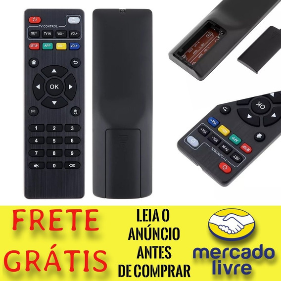 Controle Remoto Smart Tv Original Ott 4k