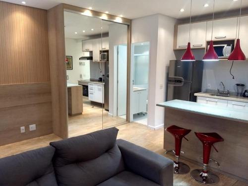 Imagem 1 de 30 de Apartamento Com 01 Dormitórios E 42 M² A Venda No Paraíso, São Paulo | Sp. - Ap30170v