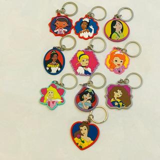 Chaveiro Princesas Disney Bela E Chaveiros No Mercado Livre Brasil