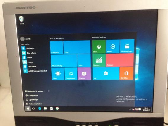 Monitor Waytec - Fw1500s