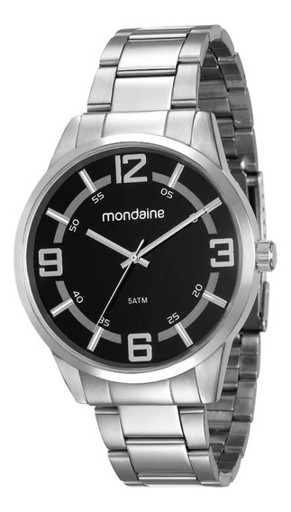 Relógio Análogo Masculino Mondaine 53522g0mvne1 De Vltrine