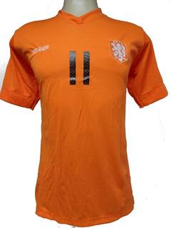 Camisa Holanda Laranja