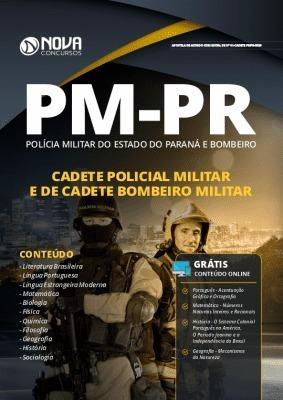 Apostila Pm-pr 2019 Cadete Policial Militar/bombeiro Militar