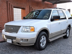 Ford Expedition 5.4 Eddie Bauer Piel 4x2 At