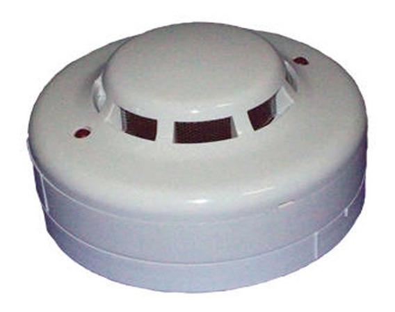 Detector Sensor Humo 4 Hilos Fotoeléctrico Incendio P/alarma