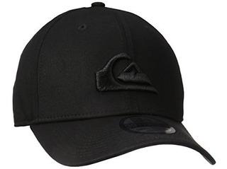 Quiksilver Mens Montana Y Wave Sombrero Negro