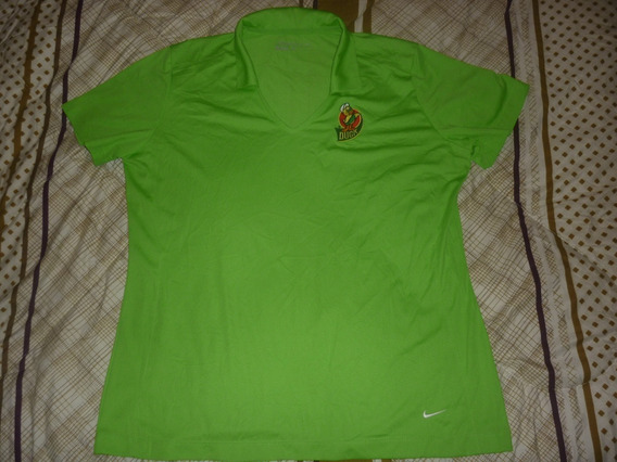 E Chomba Dama Nike Golf Dri Fit Talle Xl Duck Verde Art 9760