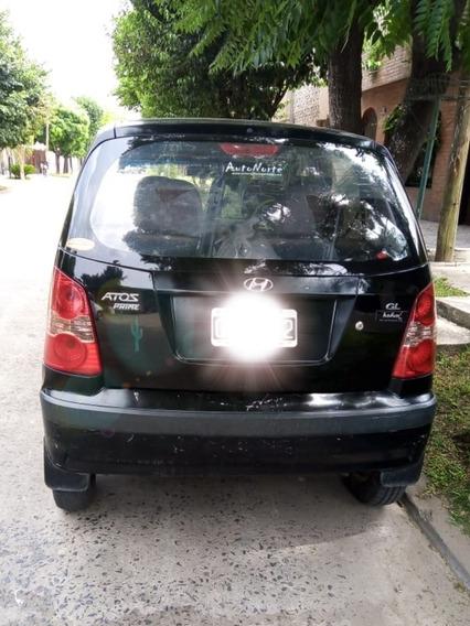 Hyundai Atos 1.1 Gl 2007