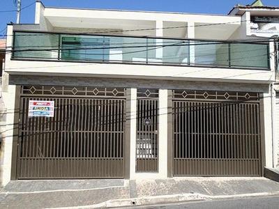 Casa 02 Residencial Para Locação, Vila Gonçalves, São Bernardo Do Campo. - Ca1631