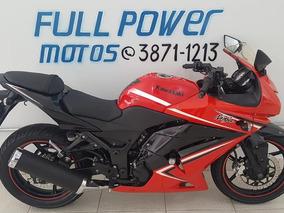 Kawasaki Ninja 250r Vermelha 2012