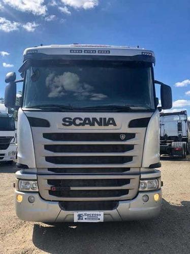 Scania G 400 6x2 Streamline 2014