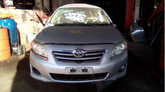 Sucata Toyota Corolla 2011 / Somente Para Retirada De Peças