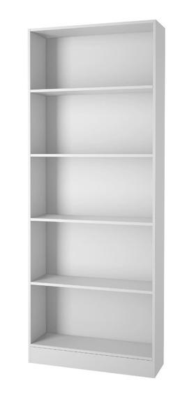 Mueble Librero Para Sala Moderna O Cantina Nukaz