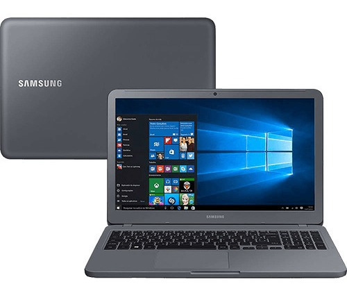 Notebook Samsung Expert W10 8 Intel Core I5 8gb 1tb Led 15,6