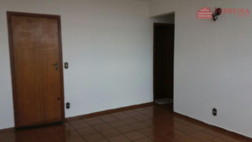 Apartamento Para Venda, 3 Dormitórios. Edifício Martins, Centro De Jundiaí-sp. - Ap0129