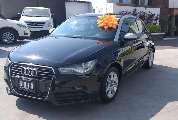 Audi A1 2013 Tfsi Negro Aut