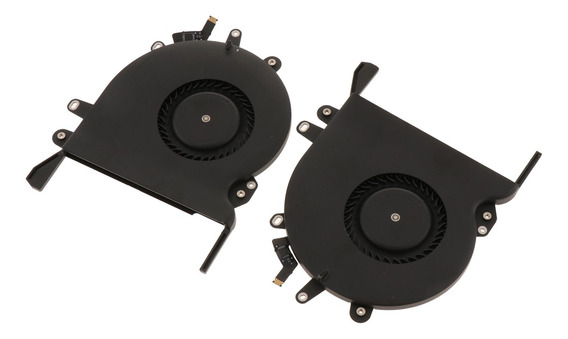 2 Pcs Ventilador De Substituição Para Apple Macbook Pro 15