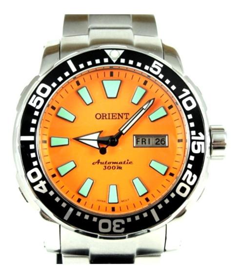 Relógio Orient Poseidon Automático - Ref: 469ss040 01sx