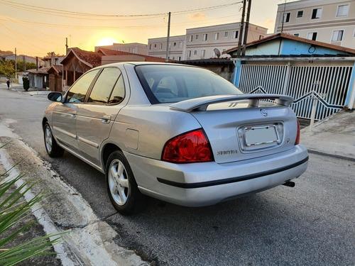 Nissan Sentra 2005 1.8 16v Gxe