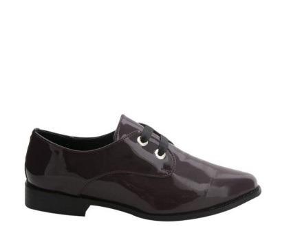 Zapato Vi Line Fashion Color Vino 820423 Vc-18 F