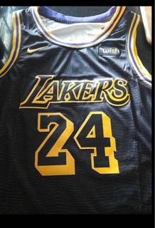 Regata Los Angeles Lakers Nike (fotos Reais!!)