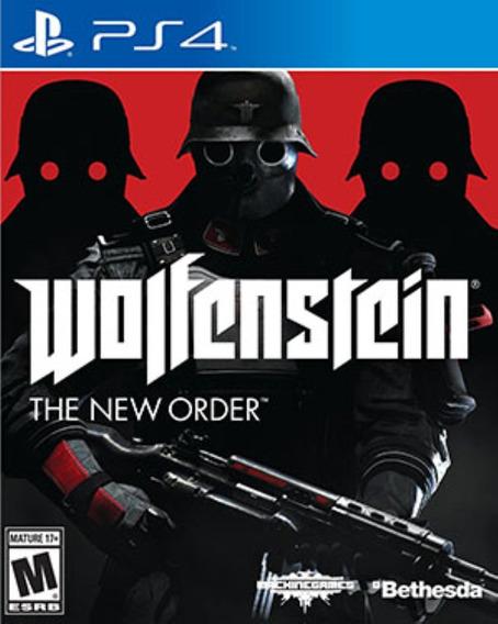 Wolfenstein The New Order Ps4 / Primaria Digital