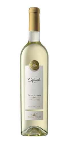 Vino Blanco Cafayate Gran Linaje Torrontés Botella De 750 Ml