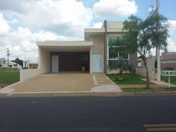 Casa À Venda, 182 M² Por R$ 620.000,00 - Condomínio Campos Do Conde Ii - Paulínia/sp - Ca9493