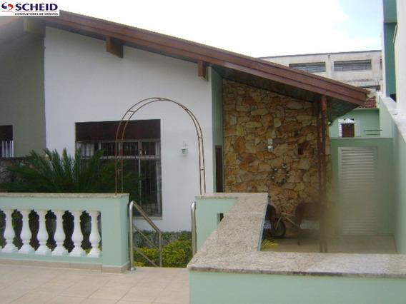 Vila Marari: Casa Térrea Com 3 Dormitórios Sendo 1 Suíte, 2 Vagas. - Mc5215