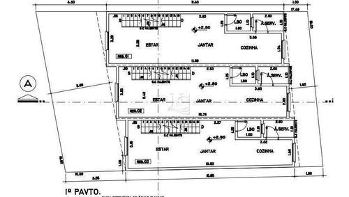 Imagem 1 de 21 de Sobrado Com 2 Dormitórios À Venda, 68 M² Por R$ 410.000,00 - Vila Helena - Santo André/sp - So3594
