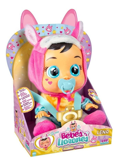 Bebe Cry Babies Sonido Y Llora Lagrimas Wabro Original Full