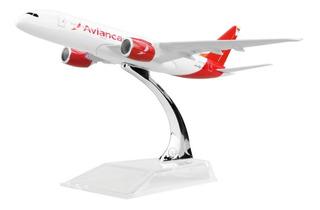 Avion A Escala De Coleccion Avianca Boeing 787 Esala 1.4000