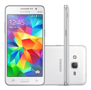 Smartphone Samsung Galaxy Gran Prime Duos 8gb - Branco