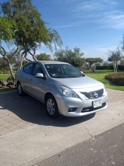 Nissan Versa 1.6 Advance At 2013