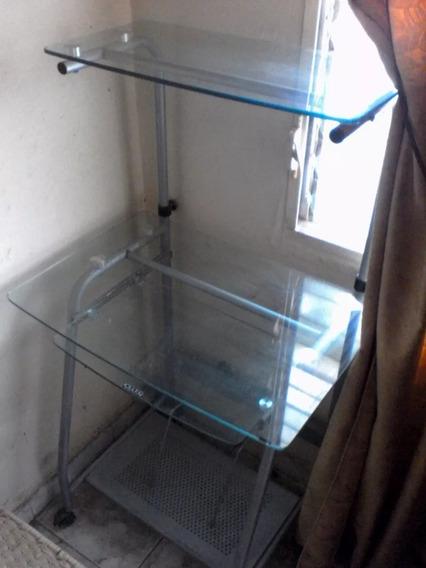 Mesa Para Computadora Vidrio
