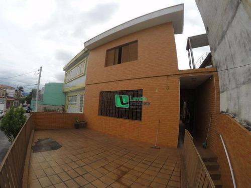 Sobrado À Venda, 180 M² Por R$ 550.000,00 - Limão - São Paulo/sp - So0412